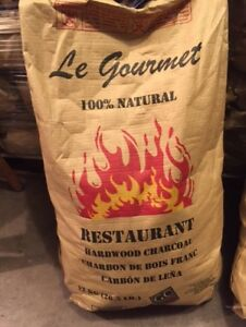 HARDWOOD LUMP CHARCOAL NOW AVAILABLE!