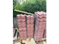Roof Tiles - Suitable for Low Pitch roof