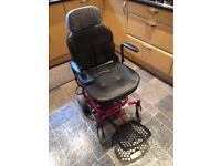 Roma Shoprider Vienna Power Chair in as new condition, with charger