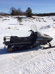 Skidoo Skandic 503 with Reverse and electric start