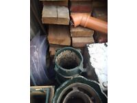 Assorted Chimney pots (5)