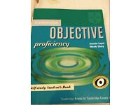 Objective Proficiency self- study book