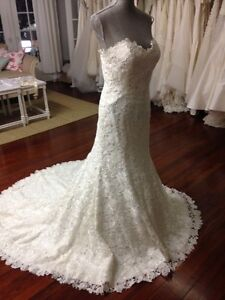 Wedding dress brand new & rare by Simone Carvalli Saint-Hyacinthe Québec image 3