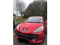 Peugeot 1.4 16V Sport in very good condition
