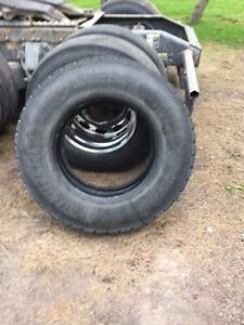8 Used Truck Tires for sale