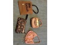 Beautiful selection of evening bags