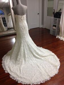 Wedding dress brand new & rare by Simone Carvalli Saint-Hyacinthe Québec image 4