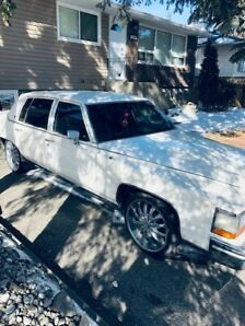 Mint 1987 Cadillac Brougham