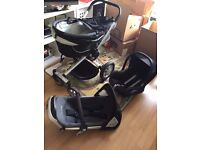 Quinny Buzz 3 full set pushchair