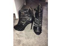 Ladies heels size 5 & 6
