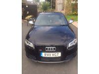 Audi S3 Black Edition 2011 2.0L TFSI 3dr Quattro 28500 miles