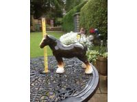 attick find load of horse figures no makers names probly china made