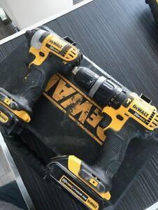 Dewalt kit drill