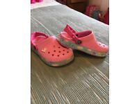Hello Kitty genuine Crocs