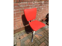 Vintage Technocraft Swivel Chair-striking design
