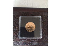 2012 gold sovereigns x 3