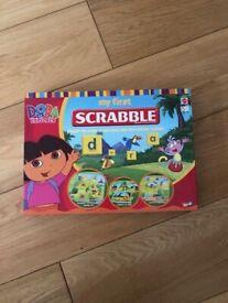Dora the Explorer My First Scrabble