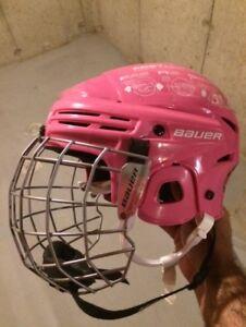 Bauer Girl Skating Helmet
