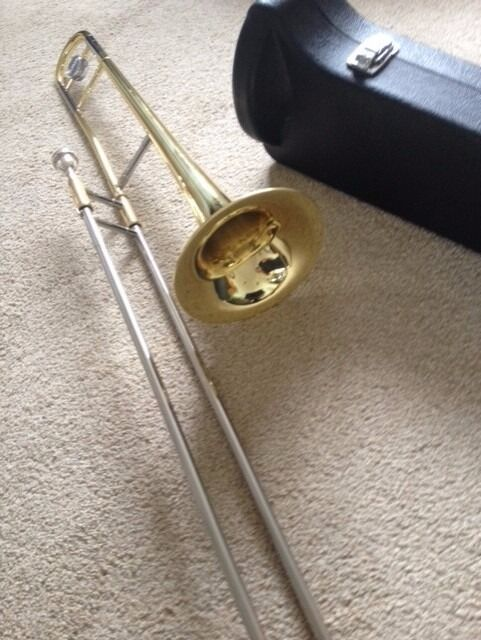 Yamaha ysl354 m1 tenor trombone in exeter devon gumtree for Yamaha trombones for sale