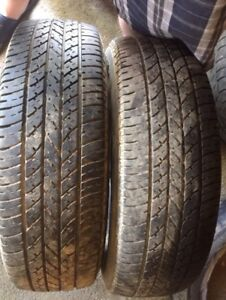 175 - 70 - 14  Hankook Optimo ****   4 tires in Great shape