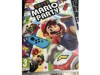 Nintendo Switch-Super Mario Party