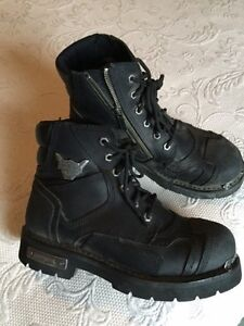 HD motorcycle boots