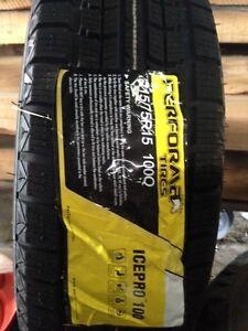 New Ice Radial Snow Tires Cambridge Kitchener Area image 1
