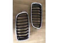 BMW F30 Kidney Grills - OEM Parts