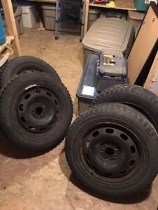 Volkswagen Winter tires