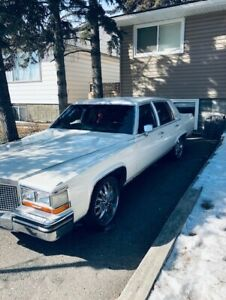 Cadillac Brougham | Great Selection of Classic, Retro, Drag
