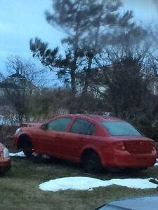 2006 Pontiac G5 Coupe/4 door PARTING OUT