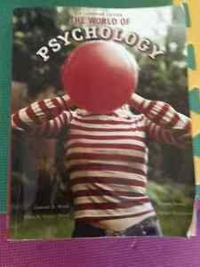 The World of Psychology 4th Canadian Edition