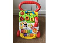 V Tech Baby Walker Available - In Perfect Condition - Only Ever Used Indoors!