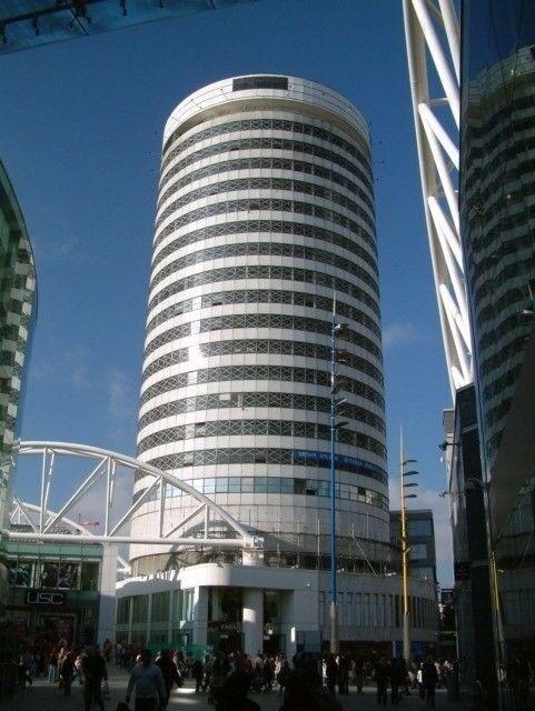 Stunning Studio Apartment in the famous Rotunda building ...