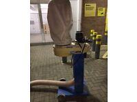 Dust Extractor Stepach ha 2600 for sale  London