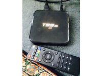 T95m 4k Kodi TV Box