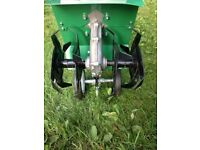 Coopers New Ex Display Wheeled Rotavator /Tiller