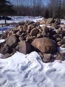 Landscaping Rocks for sale