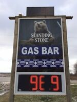Standing Stone Gas Bar