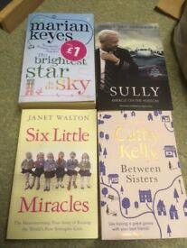 4 books.