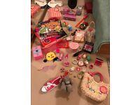 Massive bundle of girls toys