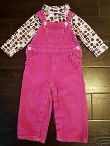 Baby girl clothing (12-18 months)