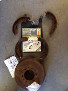 Toyota Brake Shoes & Drum