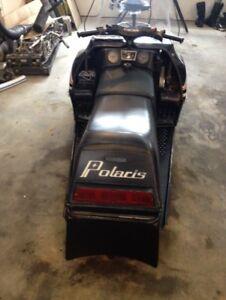 vintage polaris tx parts