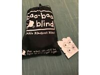 Gro bag black out blind
