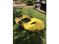 INFLATABLE DINGHY YACHT TENDER