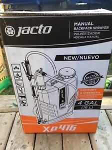 Jacto Backpack Sprayer