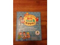 Biff Chip and Kipper kids books Level 1-6 complete set of phonics & first stories 48 books