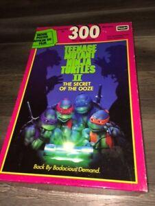tmnt tortue ninja puzzle movie poster  Teenage Mutant Ninja turt