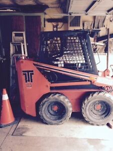 Thomas Skid Steer bobcat